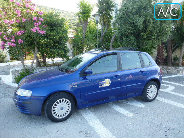 fiat stilo 1.6 open top 5P