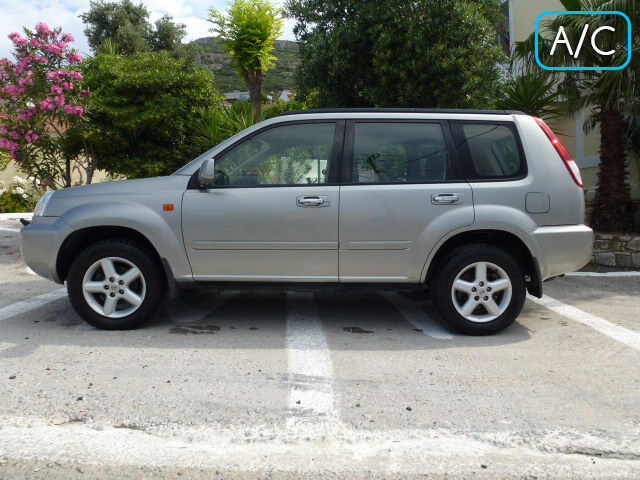nissan x trail 2.0 Open Top 5P
