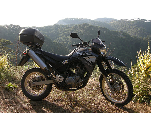 yamaha xtz 660R